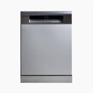 ماشین ظرفشویی بلانتون مدل DW1406 ظرفیت 14 نفر سیلور